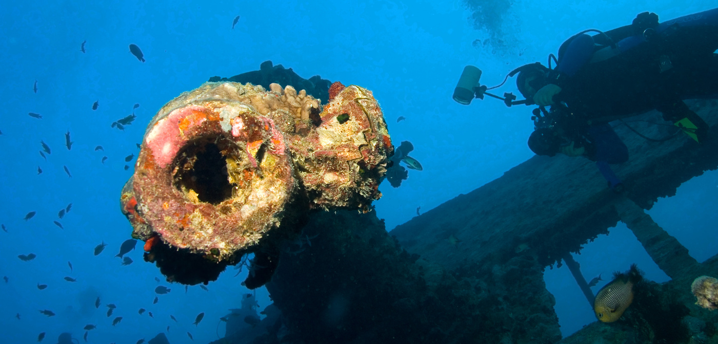 Saving the SS Thistlegorm
