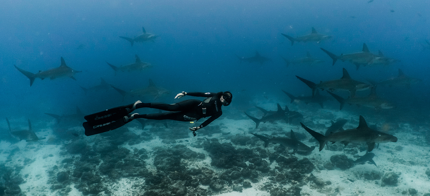 How A Whole Population Has Evolved To Successfully Freedive